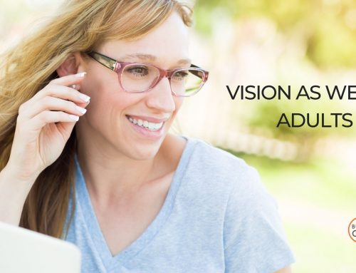 Vision as We Age – Adults