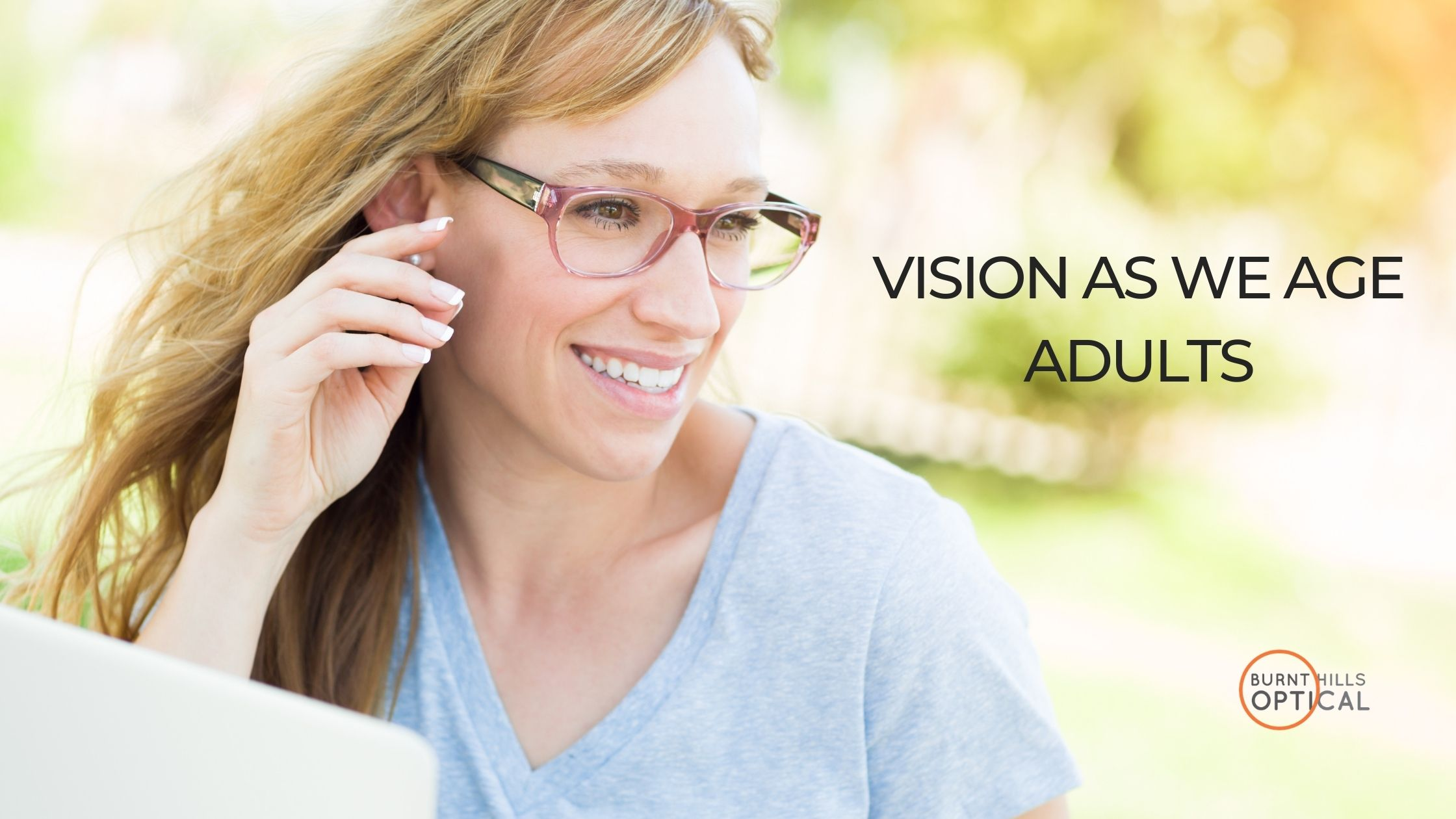 Vision as We Age - Adults