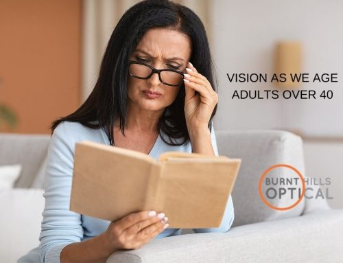 Vision as We Age – Adults Over 40