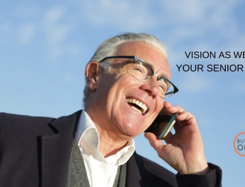 Vision as We Age – Your Senior Years