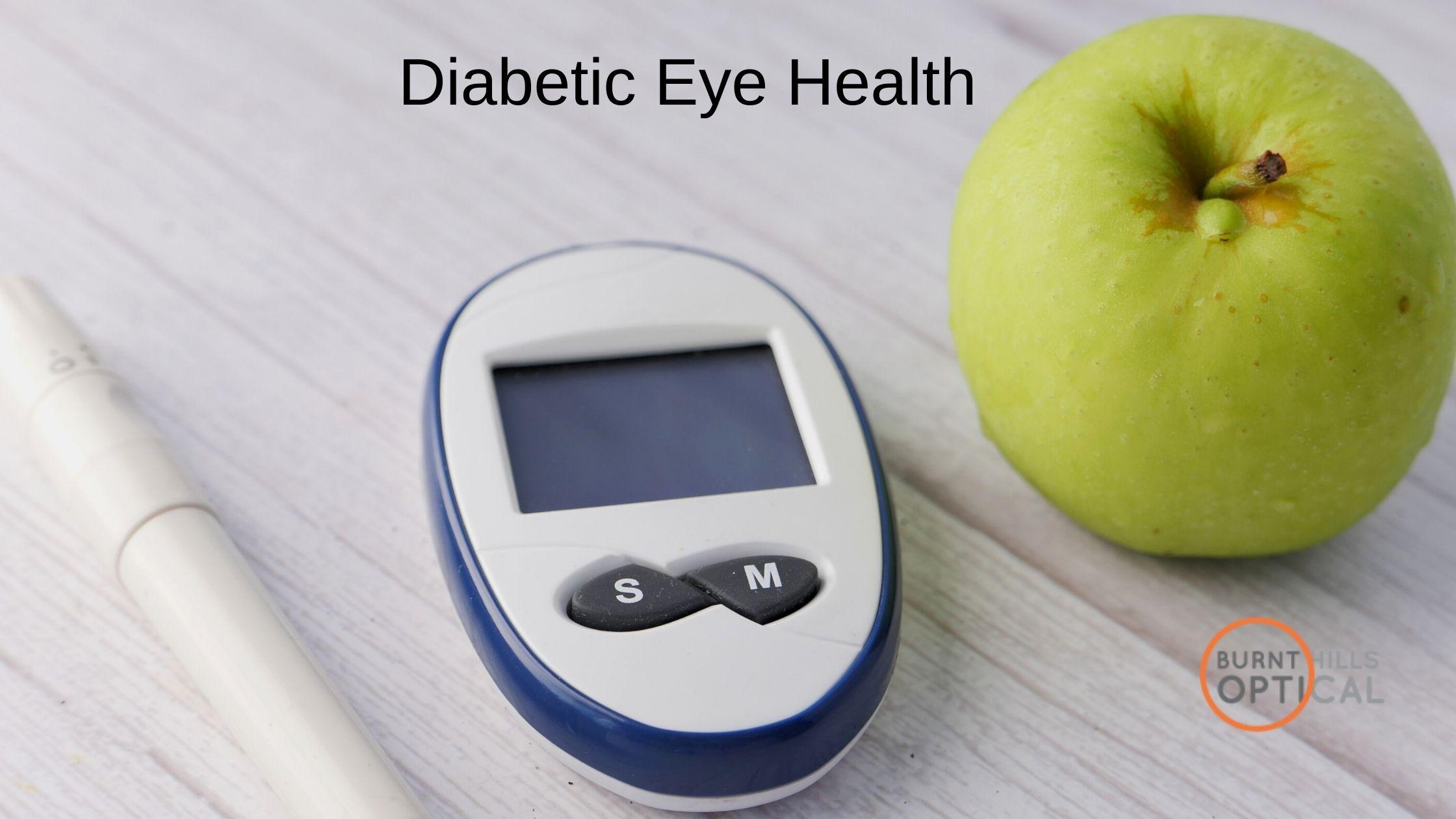 Diabetic Eye Health